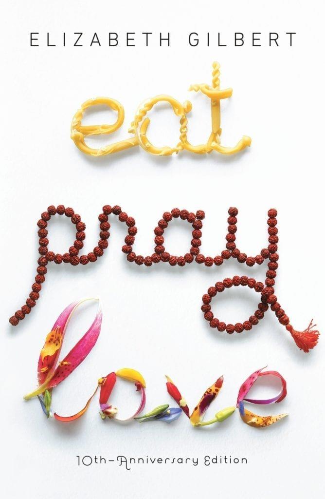 self help book; eat pray love