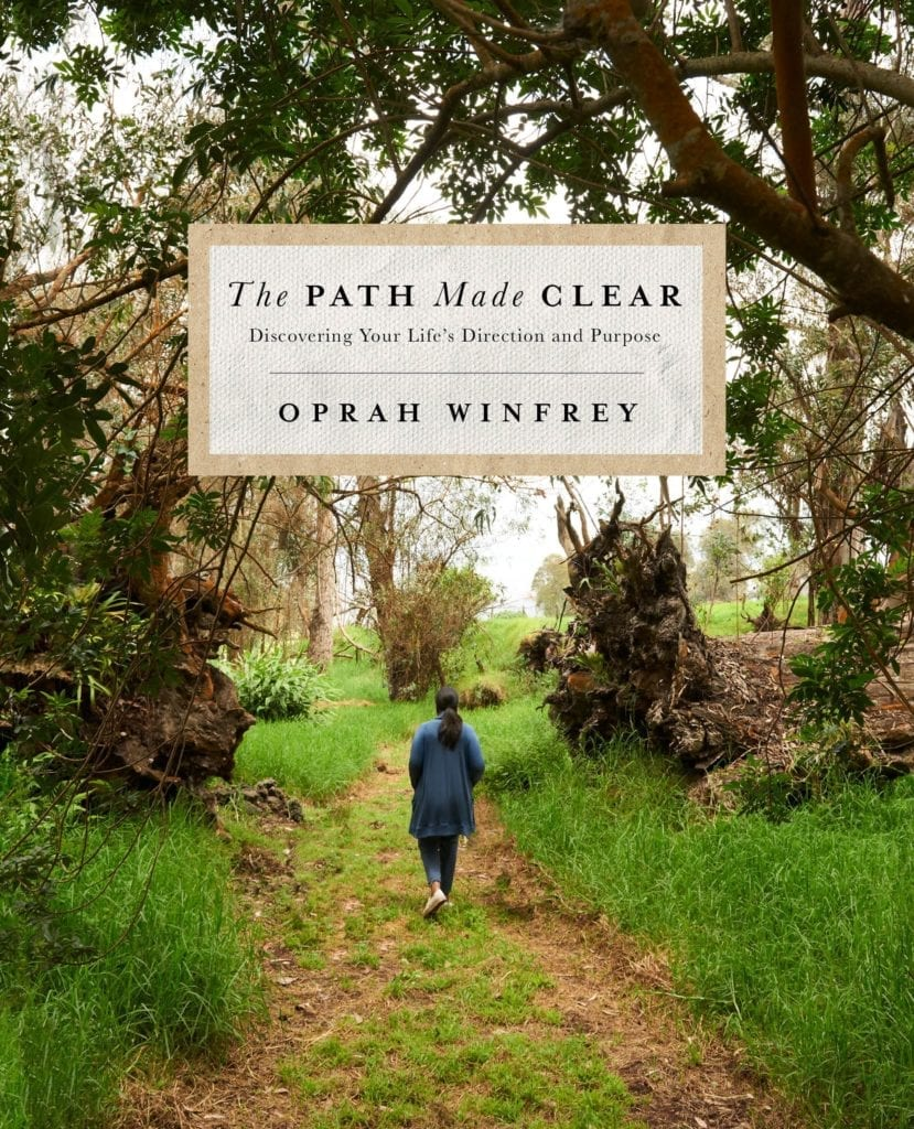 personal development books - the path made clear book cover