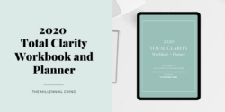 2020 Total Clarity Workbook and Planner
