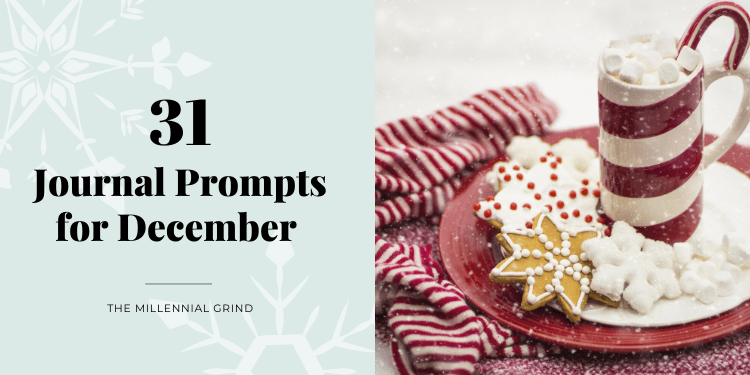 31 Journal Prompts for December