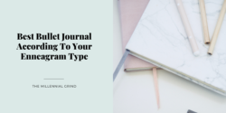 Best Bullet Journal According To Your Enneagram Type