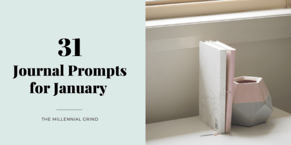 31 Journal Prompts for January