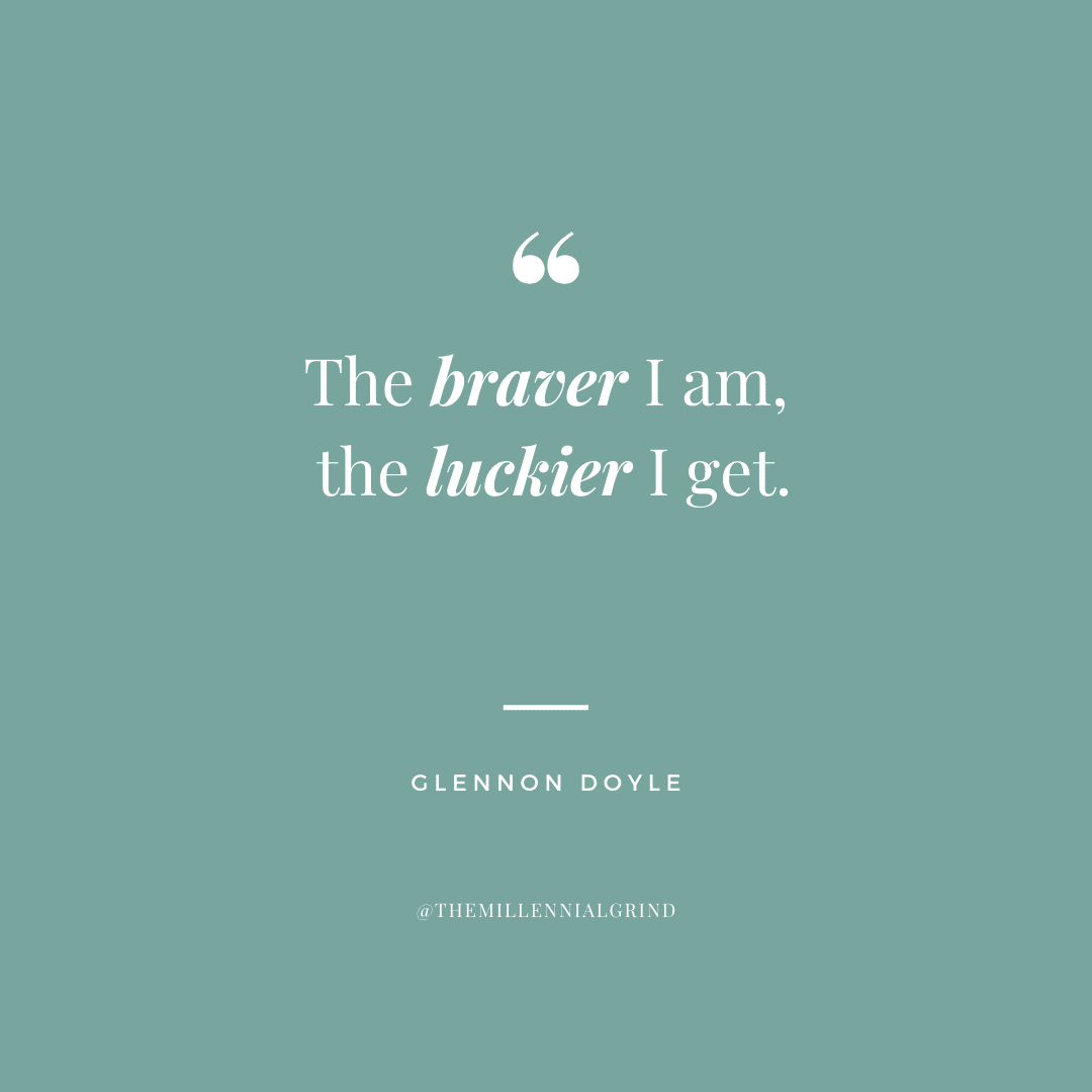 50 Empowering Quotes from Untamed by Glennon Doyle The Millennial Grind