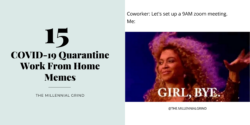 15 COVID-19 Quarantine Work From Home Memes