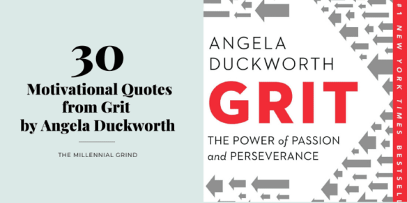 30 Motivational Quotes from Grit by Angela Duckworth