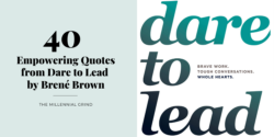 40 Empowering Quotes from Dare to Lead by Brené Brown