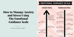 How to Manage Anxiety and Stress Using The Emotional Guidance Scale