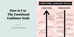 How to Use The Emotional Guidance Scale