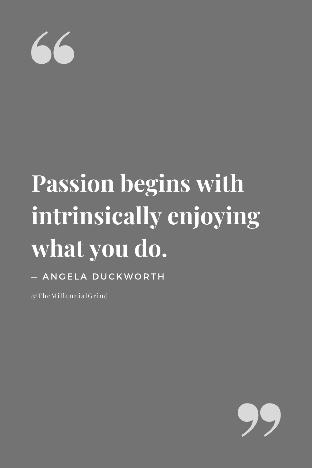 Quotes from Grit by Angela Duckworth