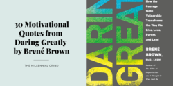 30 Motivational Quotes from Daring Greatly by Brené Brown