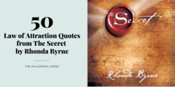 50 Law of Attraction Quotes from The Secret by Rhonda Byrne