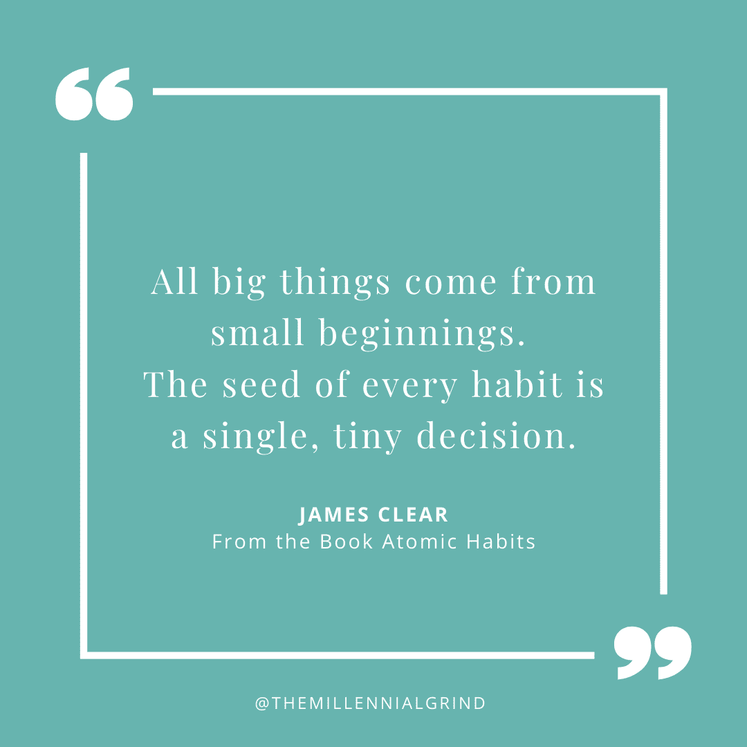 Quotes from Atomic Habits by James Clear