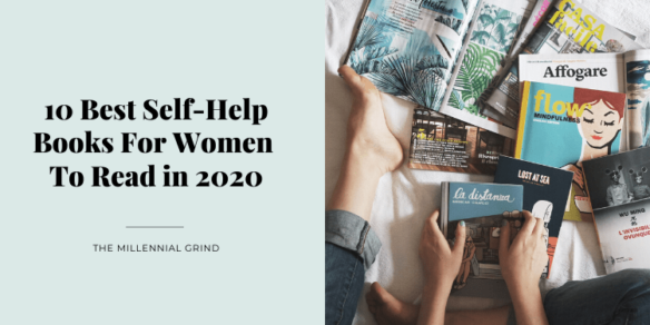 10 Best Self-Help Books For Women To Read