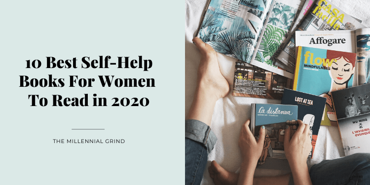 10 Best Self-Help Books For Women To Read in 2020