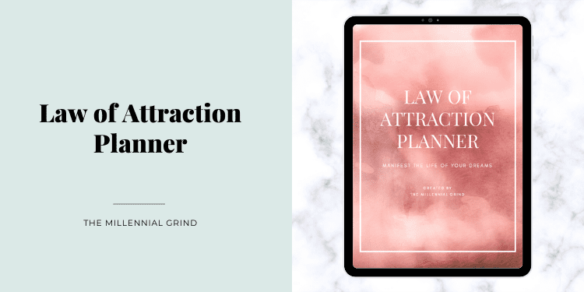 Why You Need A Law of Attraction Planner