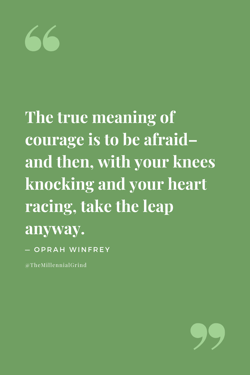 Quotes from The Path Made Clear by Oprah Winfrey