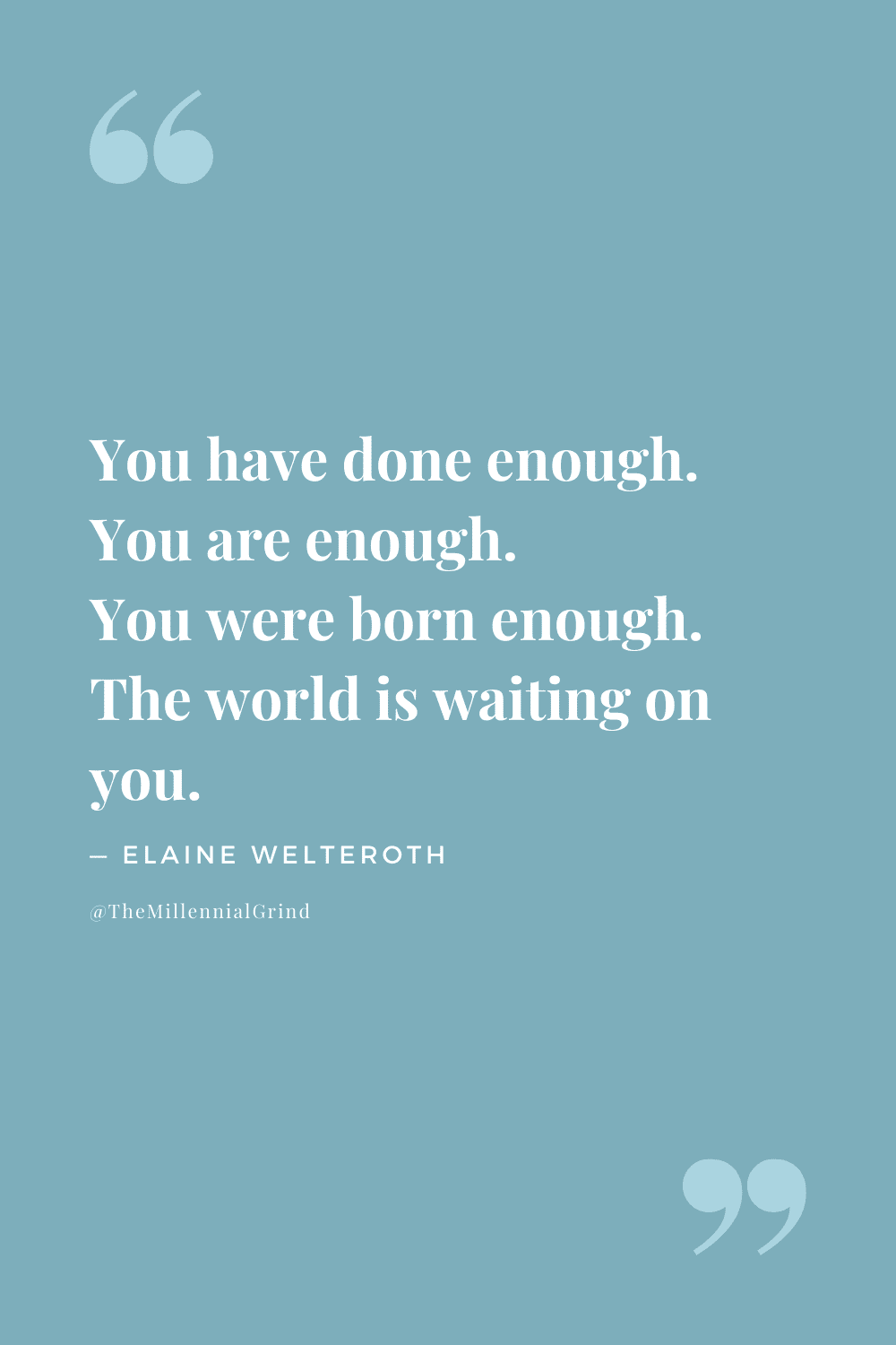 Quotes From More Than Enough By Elaine Welteroth