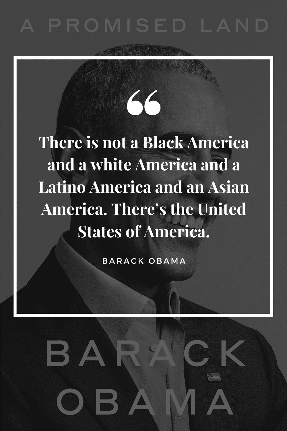 30 Quotes from A Promised Land by Barack Obama