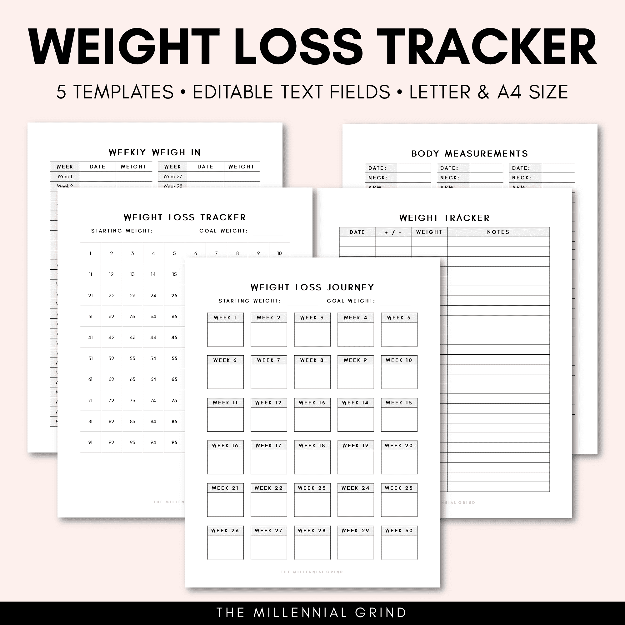 Weight Loss Tracker