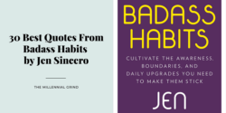 30 Best Quotes From Badass Habits by Jen Sincero