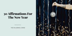 30 New Year Affirmations For A Successful 2021