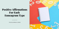 Positive Affirmations For Each Enneagram Type