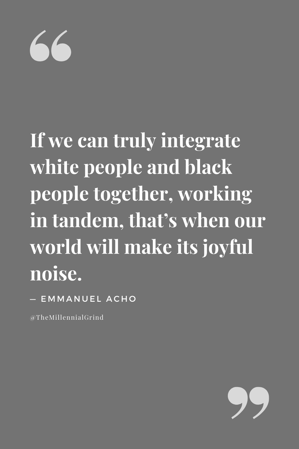 Quotes From Uncomfortable Conversations With a Black Man by Emmanuel Acho