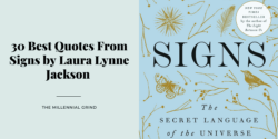 30 Best Quotes From Signs by Laura Lynne Jackson