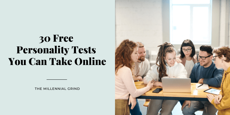 30 Free Personality Tests You Can Take Online