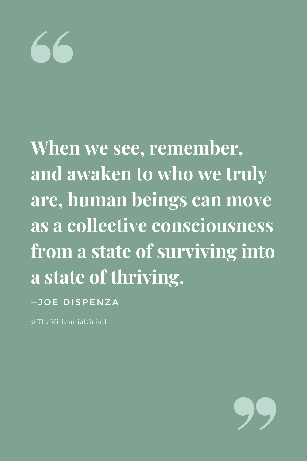 Quote From Becoming Supernatural by Joe Dispenza