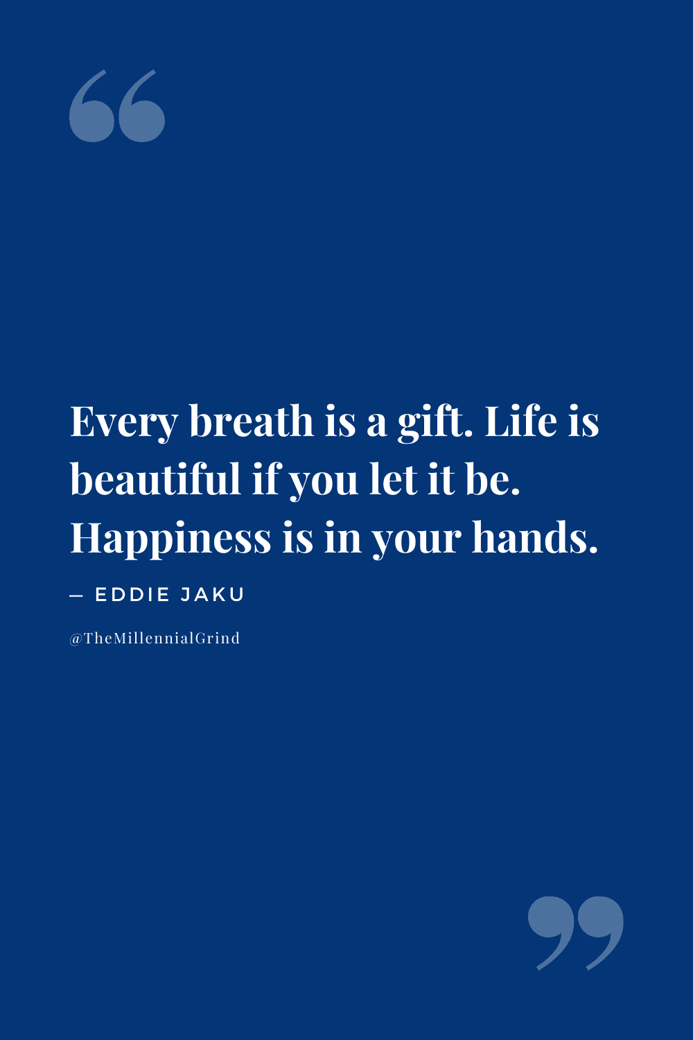 Quotes From The Happiest Man on Earth by Eddie Jaku
