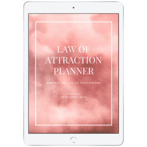 The Millennial Grind Shop _ Law of Attraction Planner