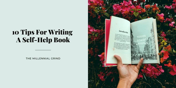 10 Tips for Writing a Self-Help Book