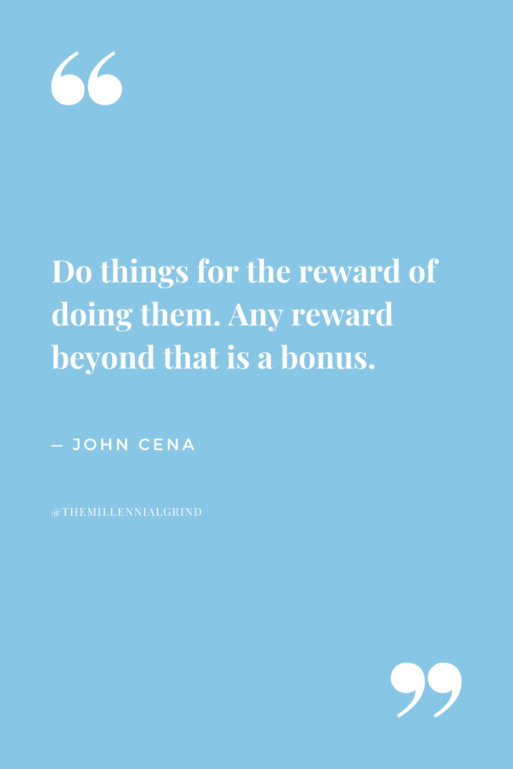 30 Quotes from Be a Work in Progress by John Cena
