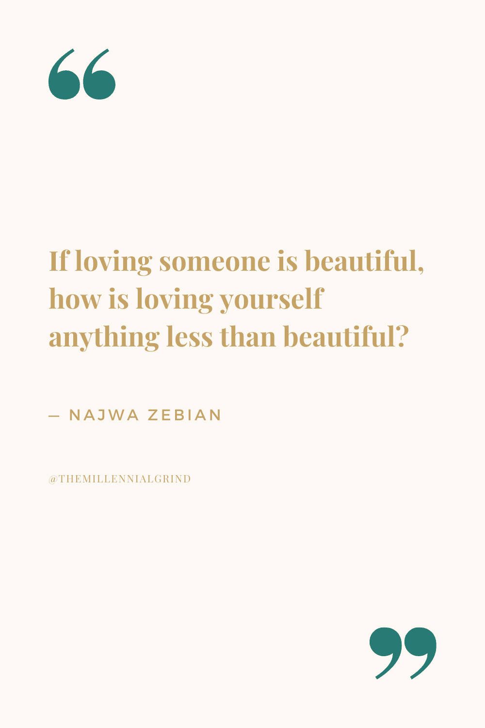 30 Quotes from Welcome Home by Najwa Zebian