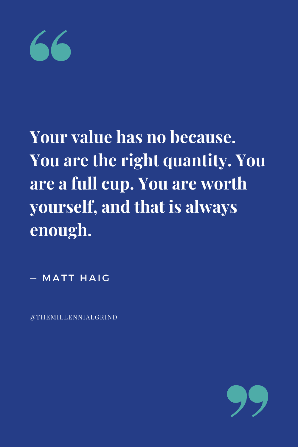 Quotes from The Comfort Book by Matt Haig