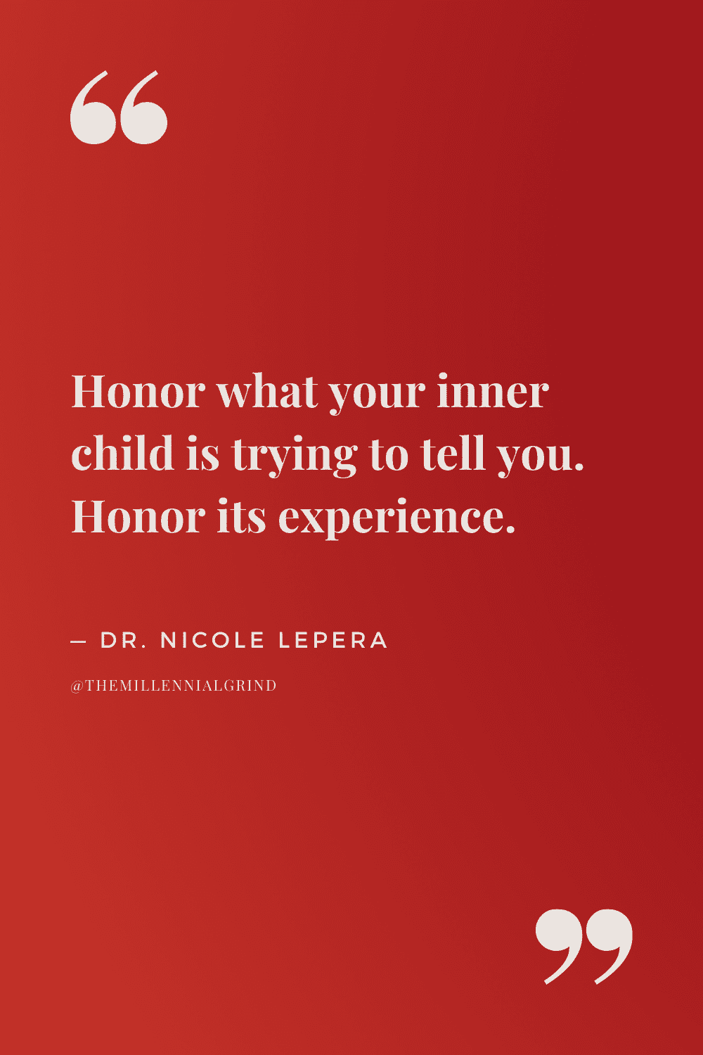 30 Quotes from How to Do the Work by Nicole LePera