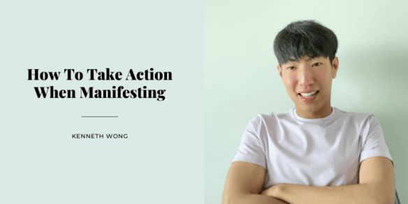 How To Take Action When Manifesting